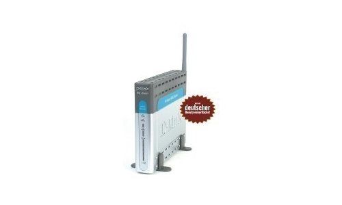 D-Link Wireless ADSL Router (Annex B)