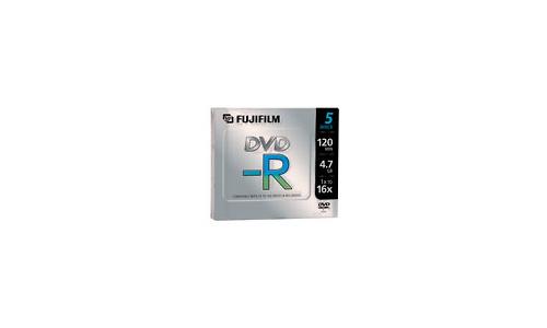 Fujifilm DVD-R 16x 10pk Slim case