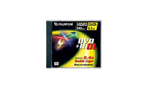 Fujifilm DVD+R DL 2.4x 3pk Jewel case