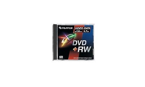 Fujifilm DVD+RW 2.4x 25pk Spindle