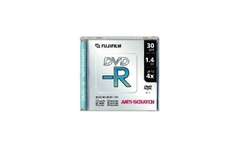 Fujifilm DVD-R 8cm 2x 10pk Spindle