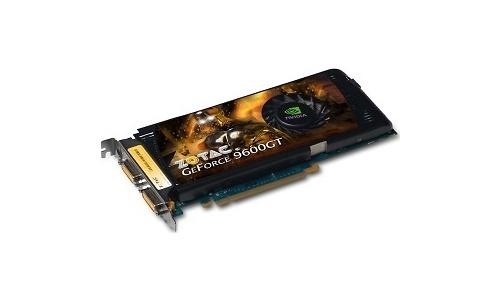 Zotac GeForce 9600 GT 1GB GDDR3