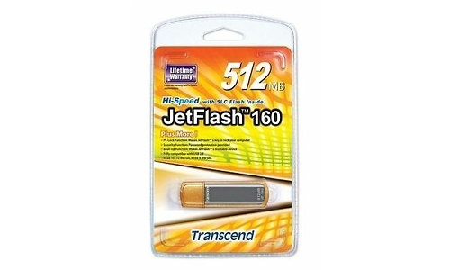 Transcend JetFlash 160 512MB