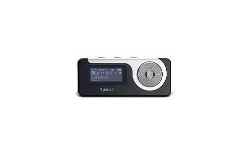 Apacer Audio Steno AU350 1GB Black