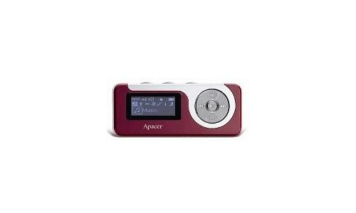 Apacer Audio Steno AU350 1GB Red