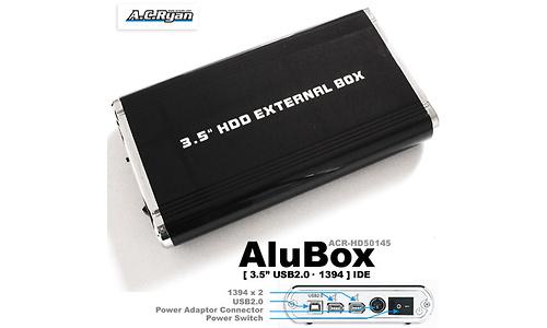 """AC Ryan AluBox 3.5"""" USB2/FW400"""
