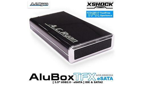 AC Ryan AluBoxTFX USB2/eSata