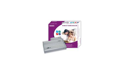 """Eminent Portable 3.5"""" IDE Harddisk Enclosure USB2"""