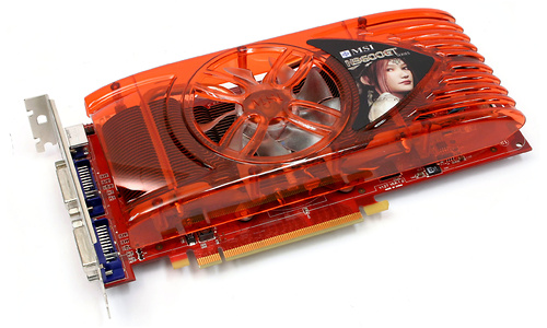 MSI N9600GT-T2D1G-OC
