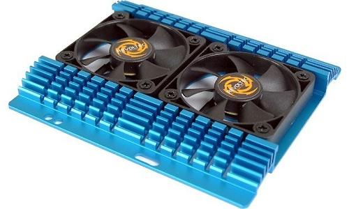 Revoltec HDD Cooler Blue