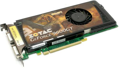 Zotac GeForce 9600 GT AMP! 512MB
