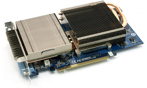 Gigabyte GeForce 9600 GT Silent 512MB