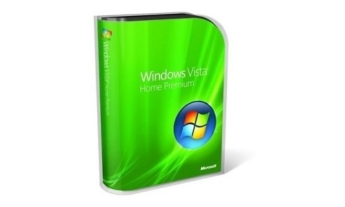 Microsoft Windows Vista Home Premium NL Full Version