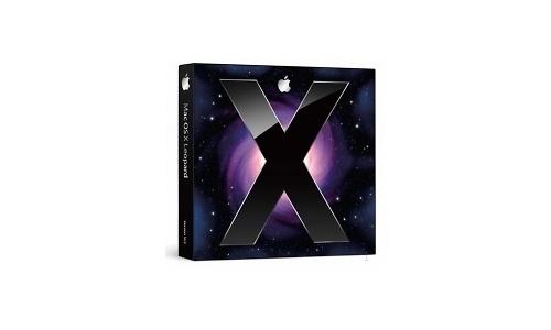 Apple Mac OS X v.10.5.1 Leopard EN Full Version