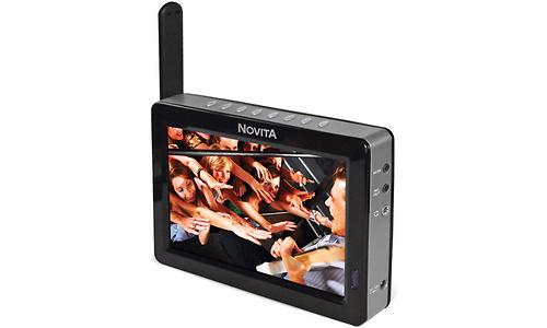 "Novita LCD TV 7"" DVB-T Portable"