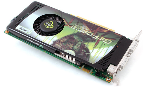 XFX GeForce 9600 GT XXX Alpha Dog 740M 512MB