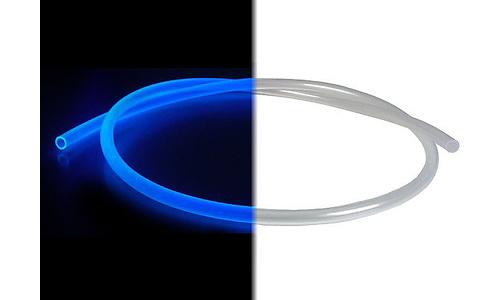 Alphacool Hose 8mm Blue UV 1 m