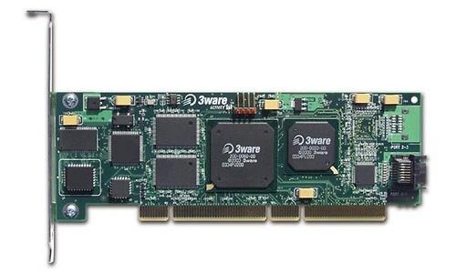 3ware 8006-2LP Internal SATA 150 kit
