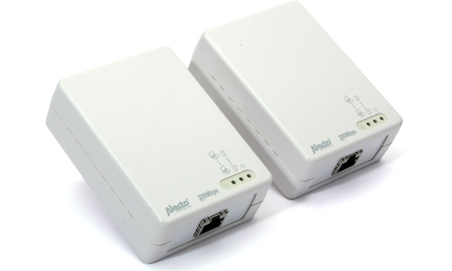 Alecto Ethernet Network kit 200Mbps