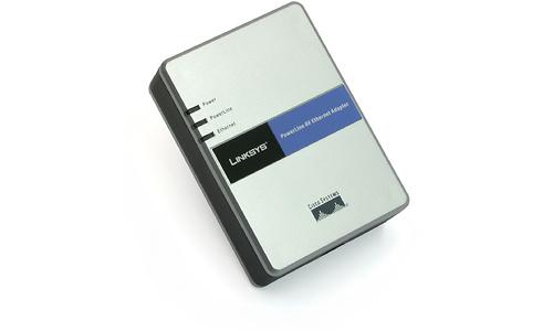 Linksys PowerLine AV Ethernet Adapter kit