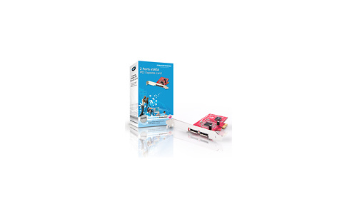 Conceptronic 2 Ports eSATA PCI ExpressCard