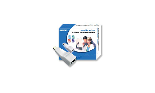 Eminent 10/100 USB networking adapter