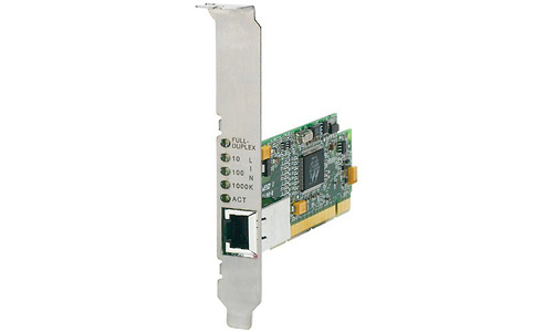 Allied Telesis Gigabit Ethernet Adapter PCI Card