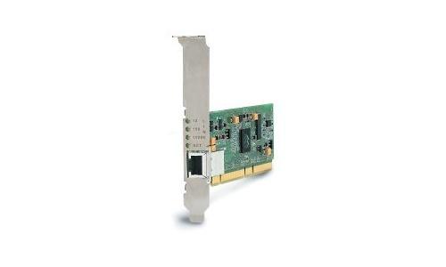 Allied Telesis Gigabit Ethernet PCI Server Adapter Card