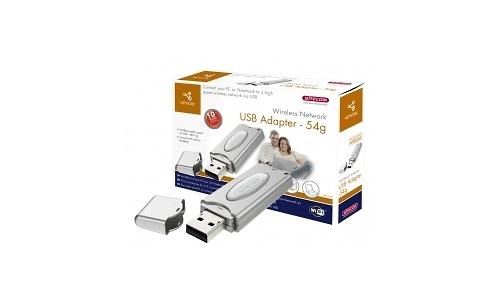 Sitecom Wireless Network USB Adapter 54g WL-169