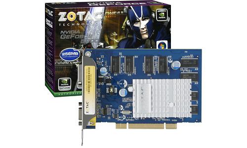 Zotac GeForce 5200 256MB PCI