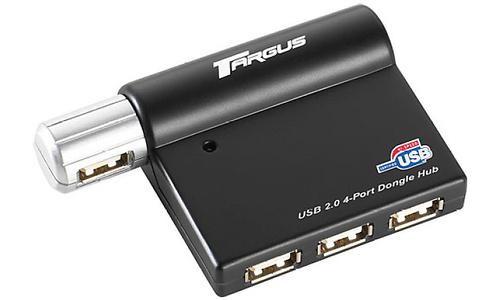 Targus USB 2.0 Hub With Swivel-port