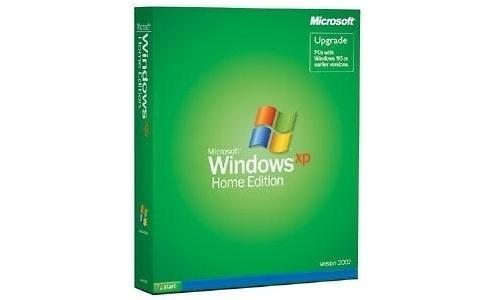 Microsoft Windows XP Home SP3 EN OEM