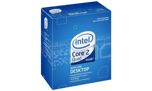 Intel Core 2 Quad Q9400 Boxed