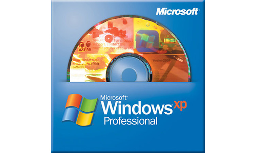 Microsoft Windows XP Professional SP3 NL OEM