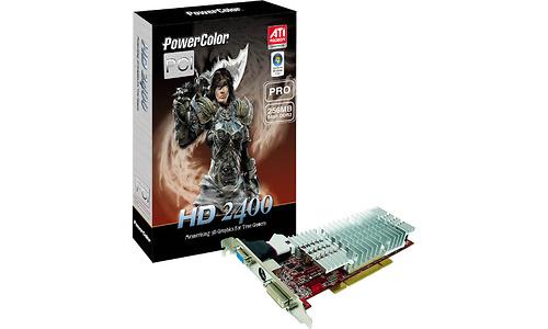 PowerColor Radeon HD 2400 Pro 256MB PCI