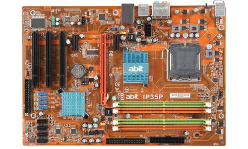ABIT IP35P
