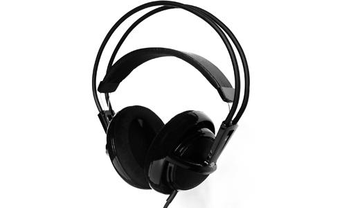 SteelSeries Siberia Full-Size Headset Black