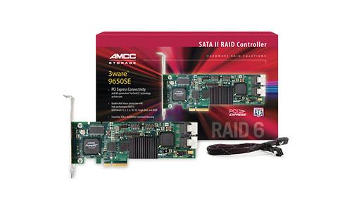3ware 9650SE-4LPML/SGL