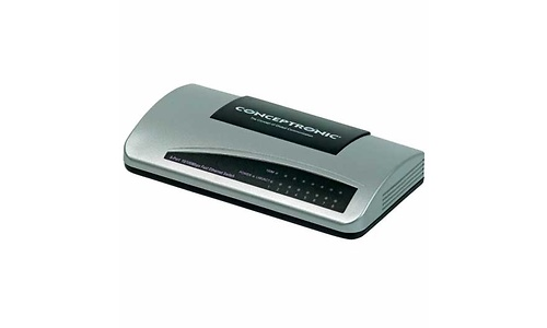 Conceptronic 8-port Mobile Switch