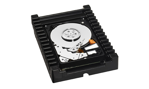 "Western Digital VelociRaptor 300GB (3.5"" backplane)"