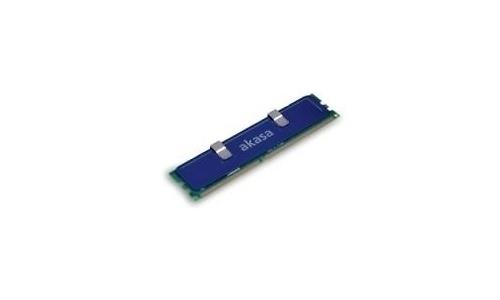 Akasa Blue Aluminium Memory RAM Sink
