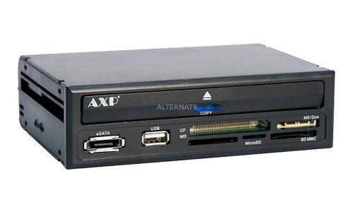 AXP Flip-Up-LCD Multi-Panel
