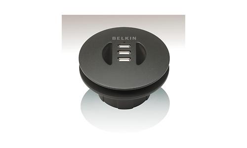 Belkin Flexible Fit-In-Desk USB Hub
