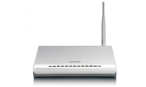 ZyXEL P-660HW-D3 wireless router