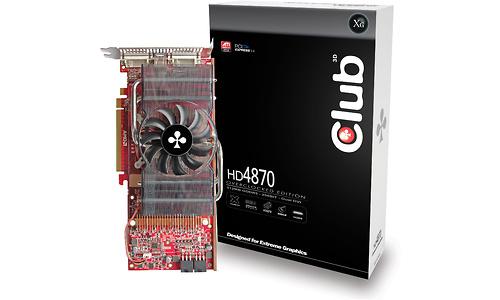Club 3D Radeon 4870 OC 512MB