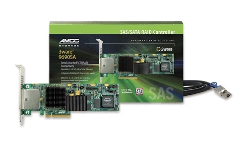 3ware 9690SA-4I/SGL