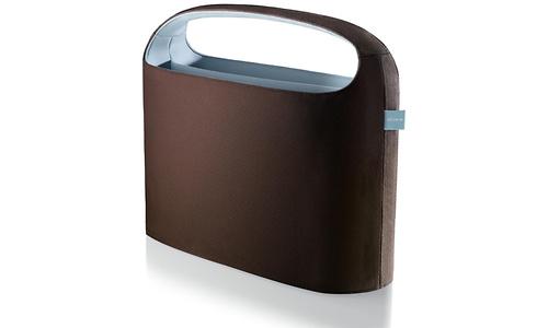 "Belkin Laptop Hideaway 15.4"" Chocolate/Tourmaline"