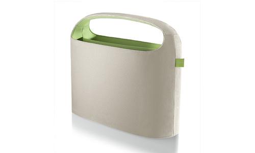 "Belkin Laptop Hideaway 15.4"" Dove/Tarragon"