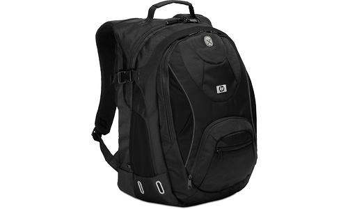 "HP Black 17"" Sport Notebook Backpack"