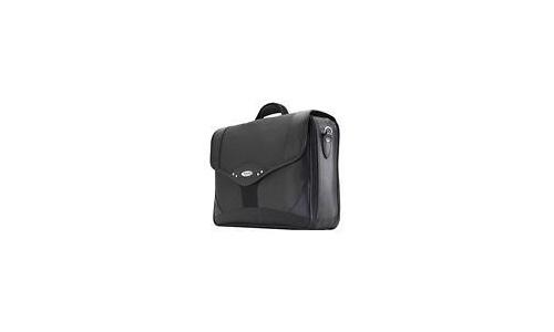 "Mobile Edge Premium Briefcase 17"" Charcoal/Black"